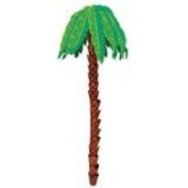 3D Hanging Palm Tree Decoration 8ft.