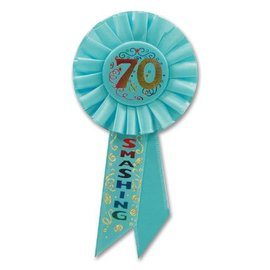 Award Ribbon - 70th
