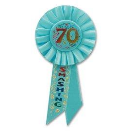 Award Ribbon - 70th