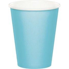 Paper Cups 9 oz. Pastel Blue 24 PK