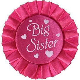 Button - Big sister