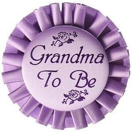Button - Grandma To Be