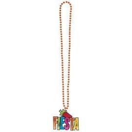 Bead Necklace - Fiesta