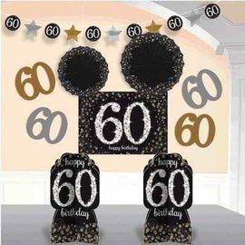 Decorating kit - Sparkling Celebration 60
