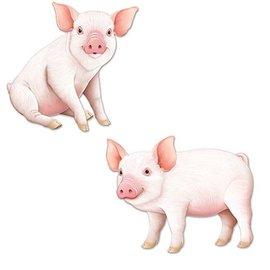 """Cutouts-Pigs-2pkg-13.75""""-15.5"""""""