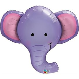 Foil Balloon -Ellie the Elephant - 39""