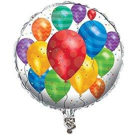 """Foil Balloon - Balloon Blast - 18"""""""