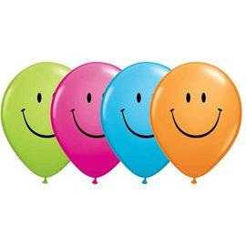 """Latex Balloon-Smile Face Assortment-1pkg-11"""""""