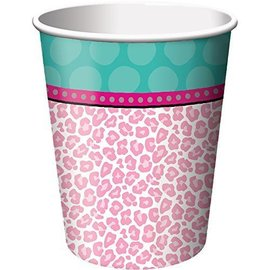 Cups-Spa Party-Paper-9oz-8pk