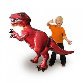 Foil Balloon - Air Walker - T-Rex