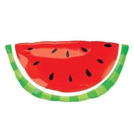 Foil Balloon-Watermelon Slice