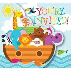Invitations - Noah's Ark