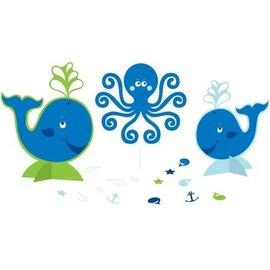 Centerpieces - Ocean preppy Boy