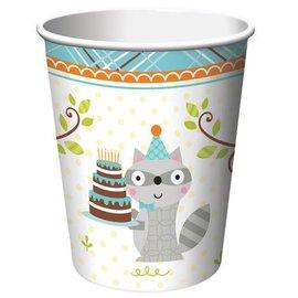 Cups - Happy Woodland Boy