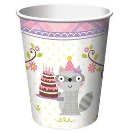 Cups - Happi Woodland Girl