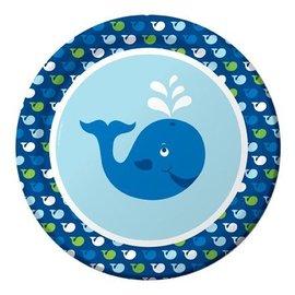 Plates-LN-Ocean Preppy Boy-8pk-Paper