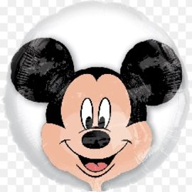 Foil Balloon - Mickey Mouse Insiders 24""