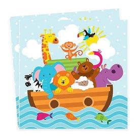 Napkins - LN - Noah's Ark