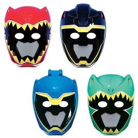 Masks - Power rangers - 8 PK