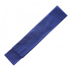 Satin Sash - Blue-One Size Fits Most