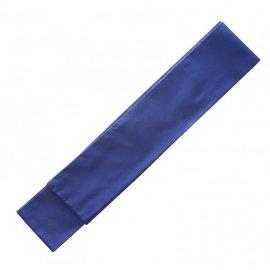 Satin Sash - Blue