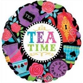 Foil Balloon - Tea Time