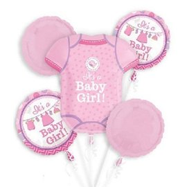 Foil Balloons - It's a Baby Girl