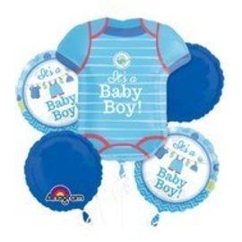 Foil Balloons - It's a Baby Boy