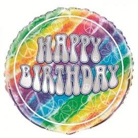 Foil Balloon - Happy Birthday