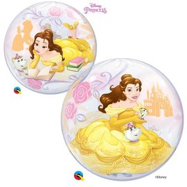Bubble Balloon - Beauty and the Beast