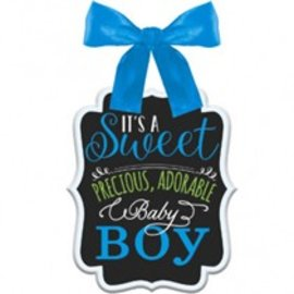 Sign - Baby Shower Boy