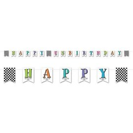 Banner-Alice In Wonderland - Happy Un-Birthday-12ft