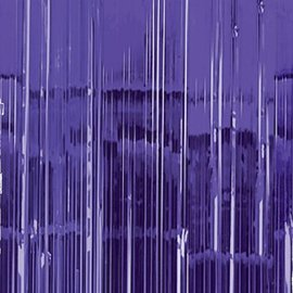 Door Curtain Purple