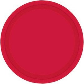 Plates DN- Red Paper