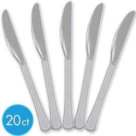 Forks - Silver - Plastic