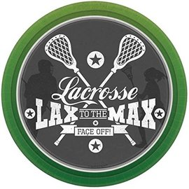 Plates - BEV - Lacrosse - 8pc