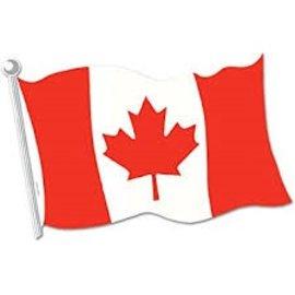 "Cutout - Canada - 1pkg - 12.5"" x 18"""