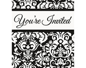 Invitations and Thank You Cards