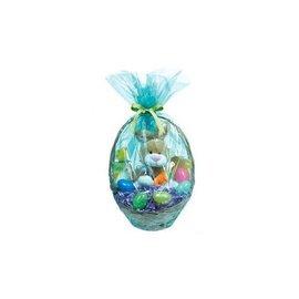 Basket Bags-Aqua