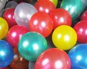 Latex Balloons Non Helium