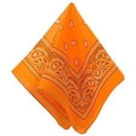 Bandana-Orange-20''x20''