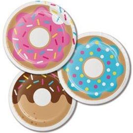 Plates-BEV-Donut Time-Paper-8pk