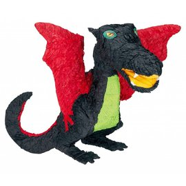 Pinata Dragon-11.2 x 3.5 x 24.6in