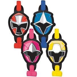 Blowouts-Power Rangers Ninja Steel-8pk