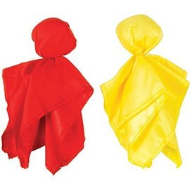 Penalty Flag-Red and Yellow-7''x2''-2pk
