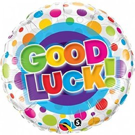 Foil Balloon-Good Luck-18''