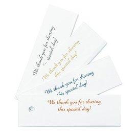 Confetti Cards- Plain