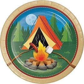 Plates-LN-Camp Out-8.75''-8pk
