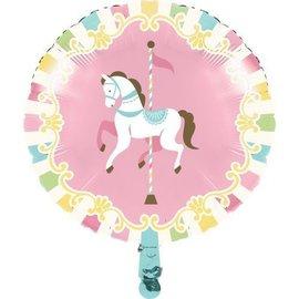 Foil Balloon-Carousel-18''