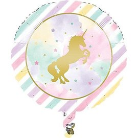 Foil Balloon-Unicorn Sparkle-18''